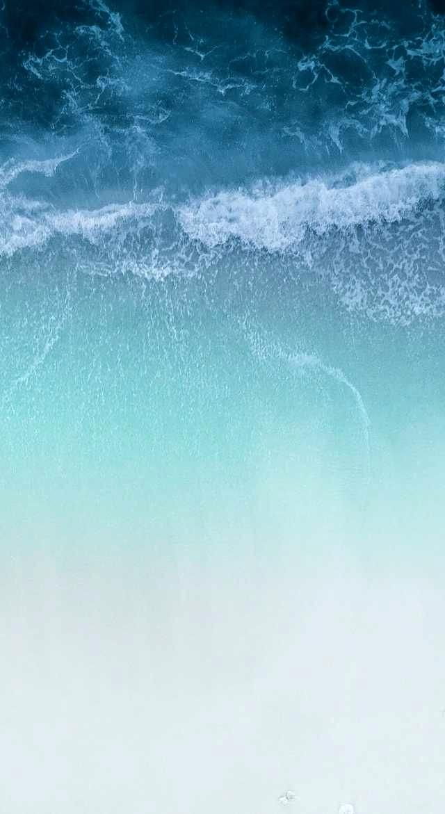 Ios Beach Wallpaper Posted By John Walker