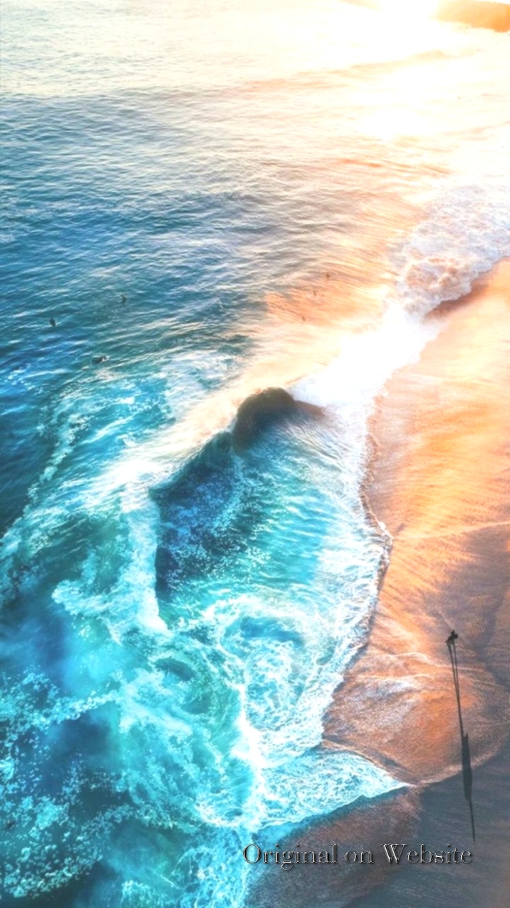 Iphone Beach Wallpapers Posted By Samantha Thompson