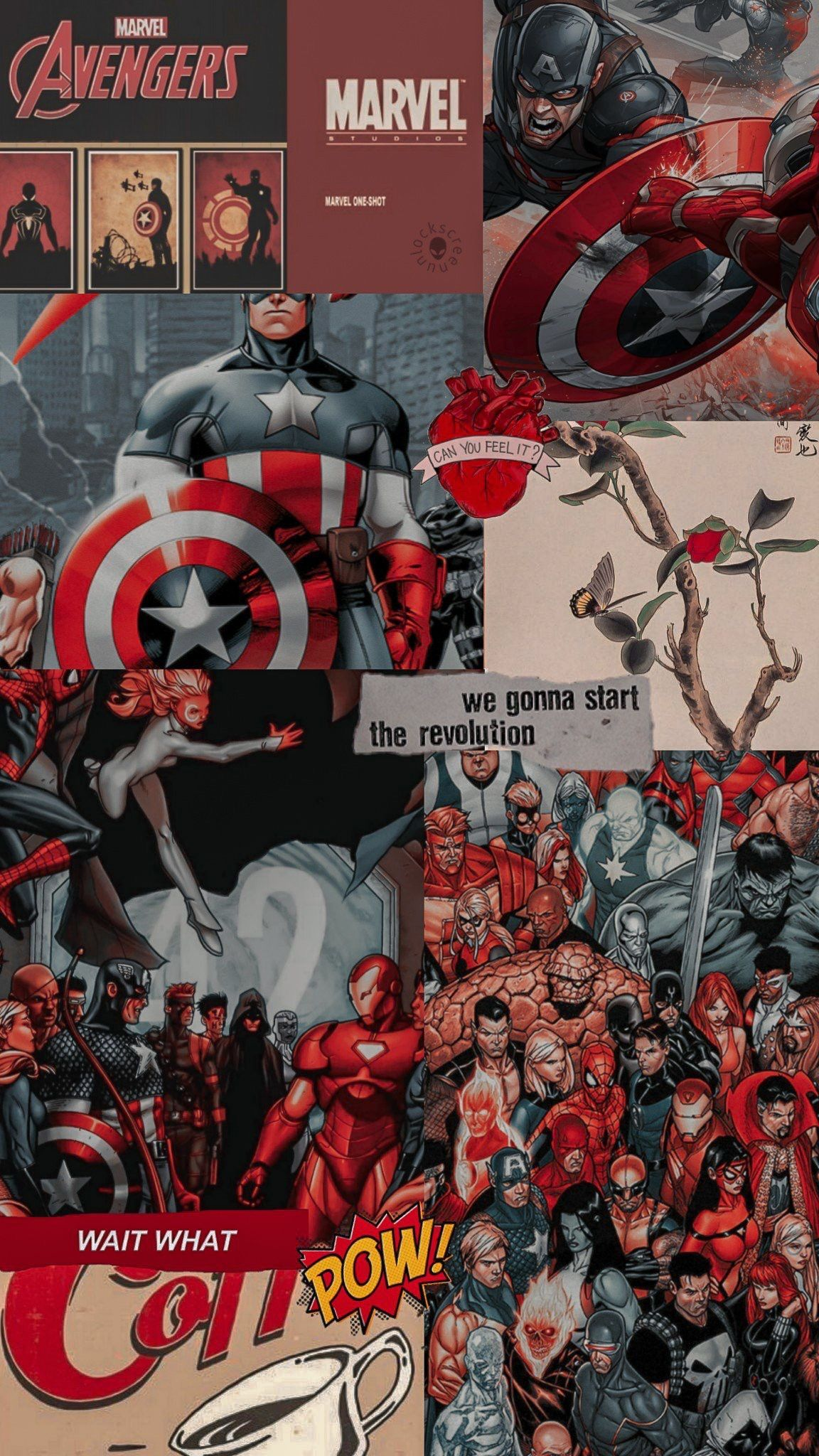 Iphone Marvel Wallpaper Posted By Christopher Thompson