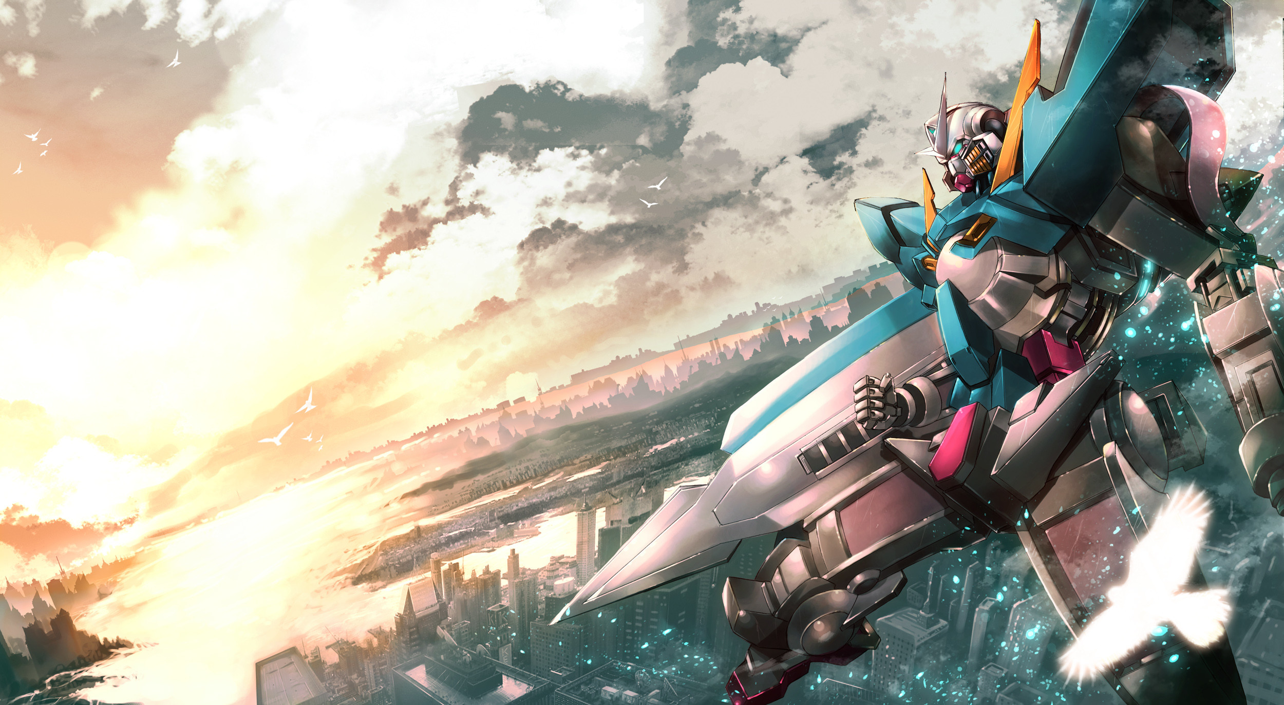 Iron Blooded Orphans Wallpaper Posted By John Peltier