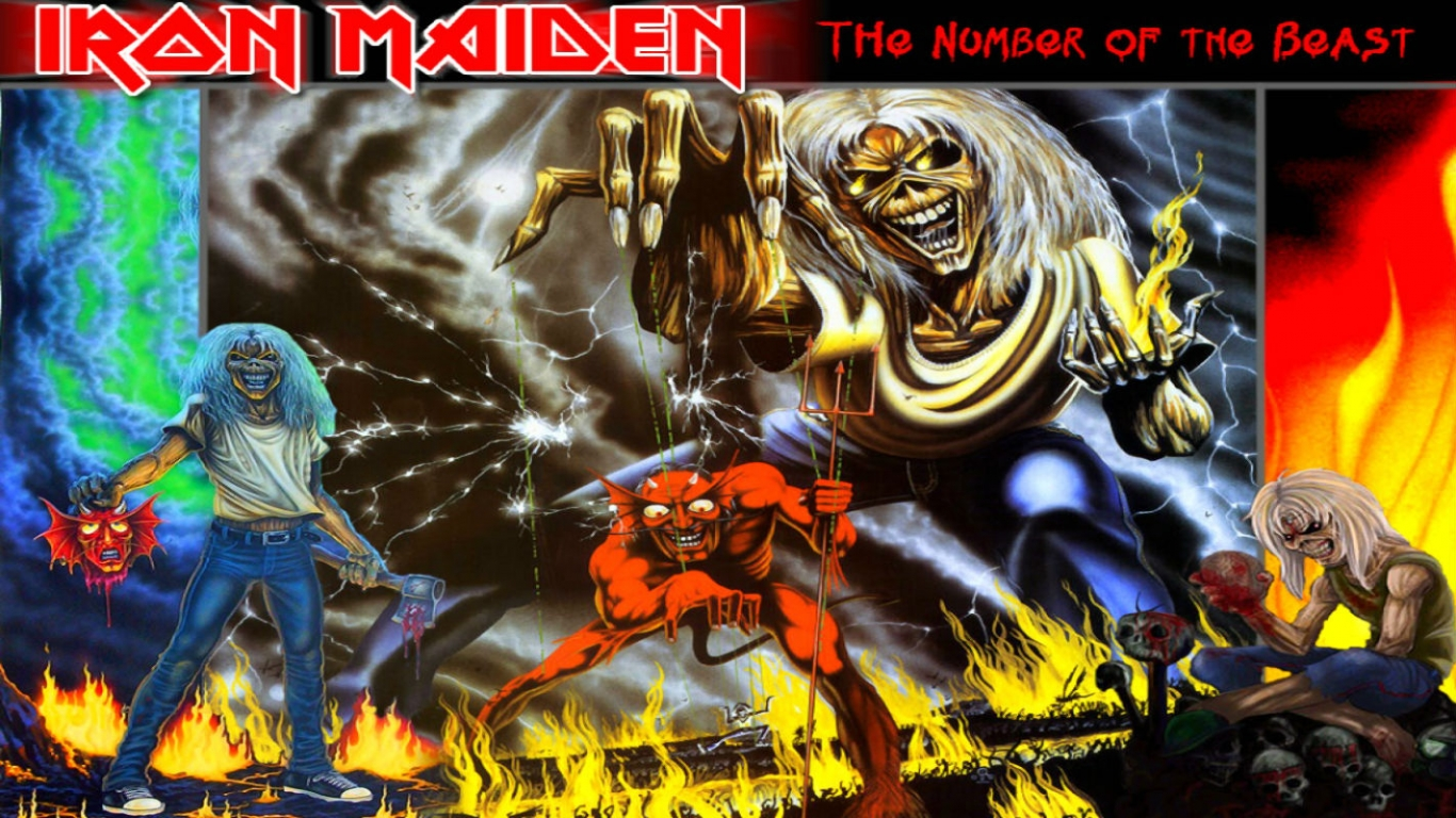 Iron Maiden Background Posted By Ethan Walker