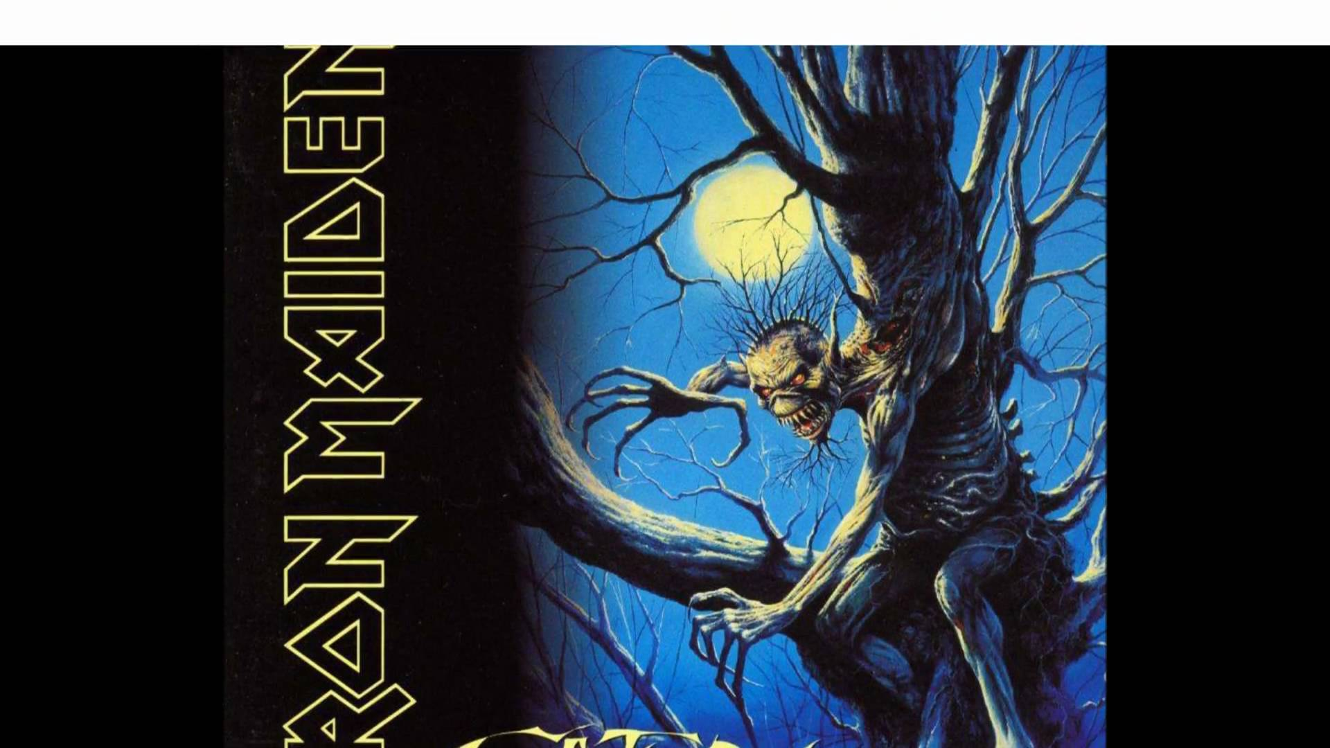 Iron Maiden Wallpaper 1920x1080 Posted By Ethan Peltier