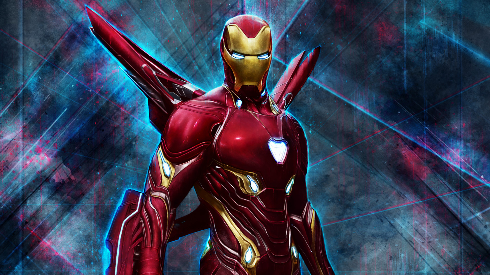 Iron Man 1080p Wallpaper Posted By Christopher Sellers