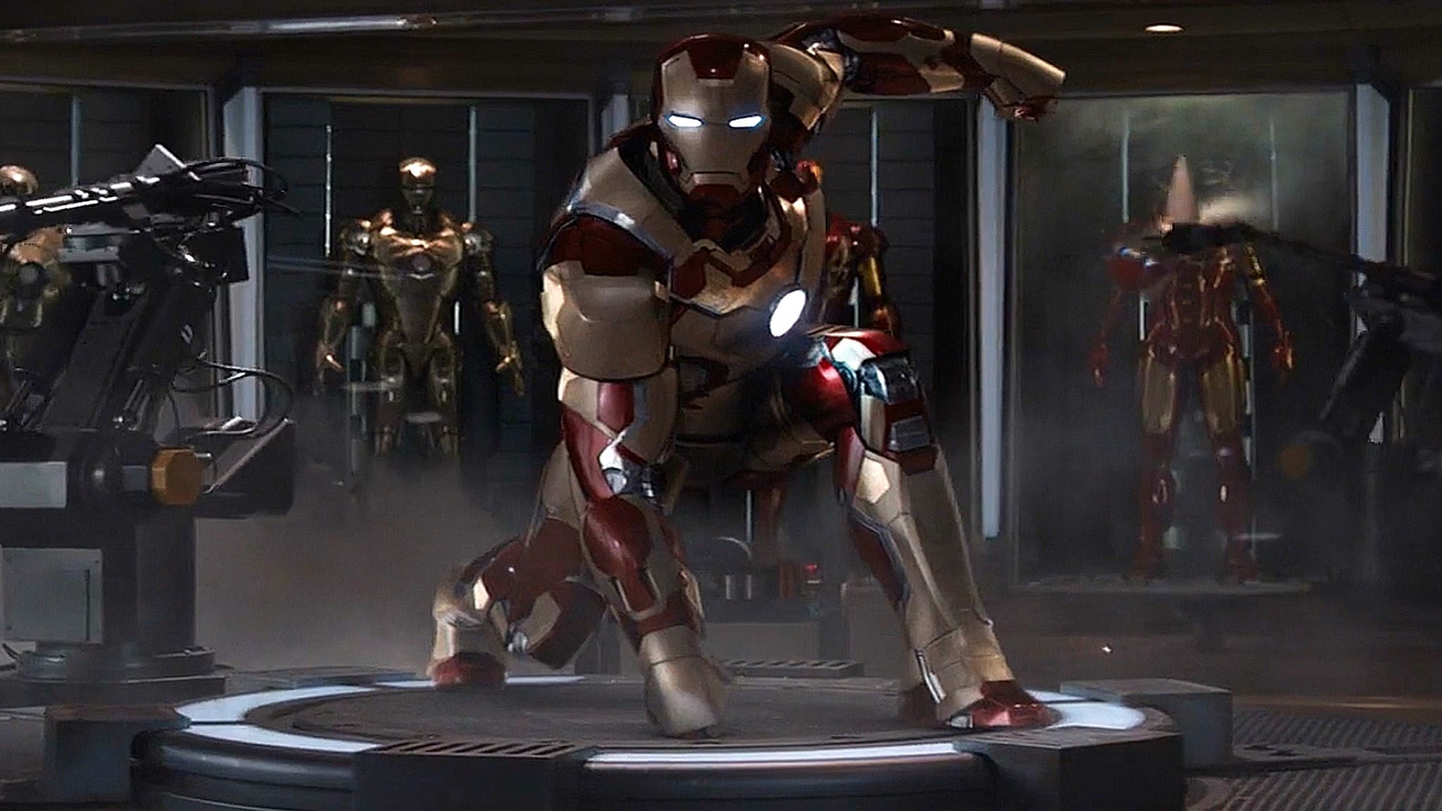 Iron Man 3 Hd Wallpaper Posted By Ethan Cunningham