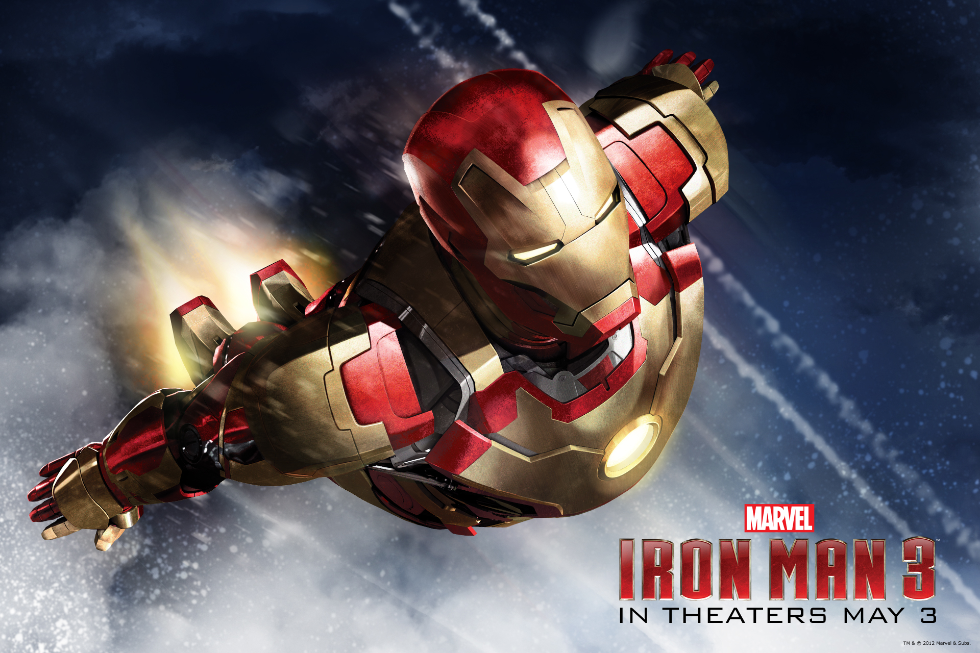 Iron Man 3 Wallpapers Posted By Samantha Sellers
