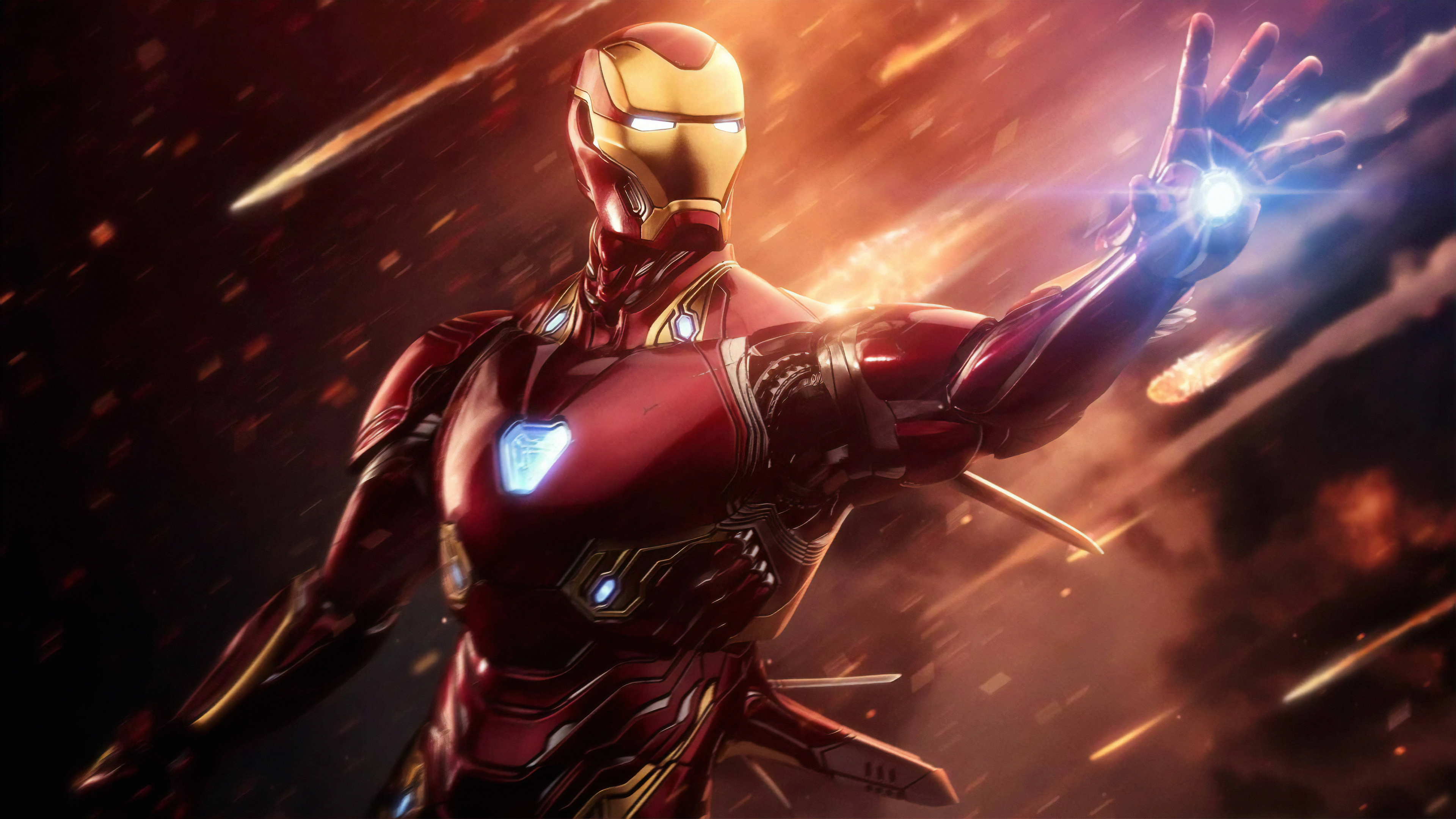 Iron Man Comic Wallpaper Posted By Zoey Mercado