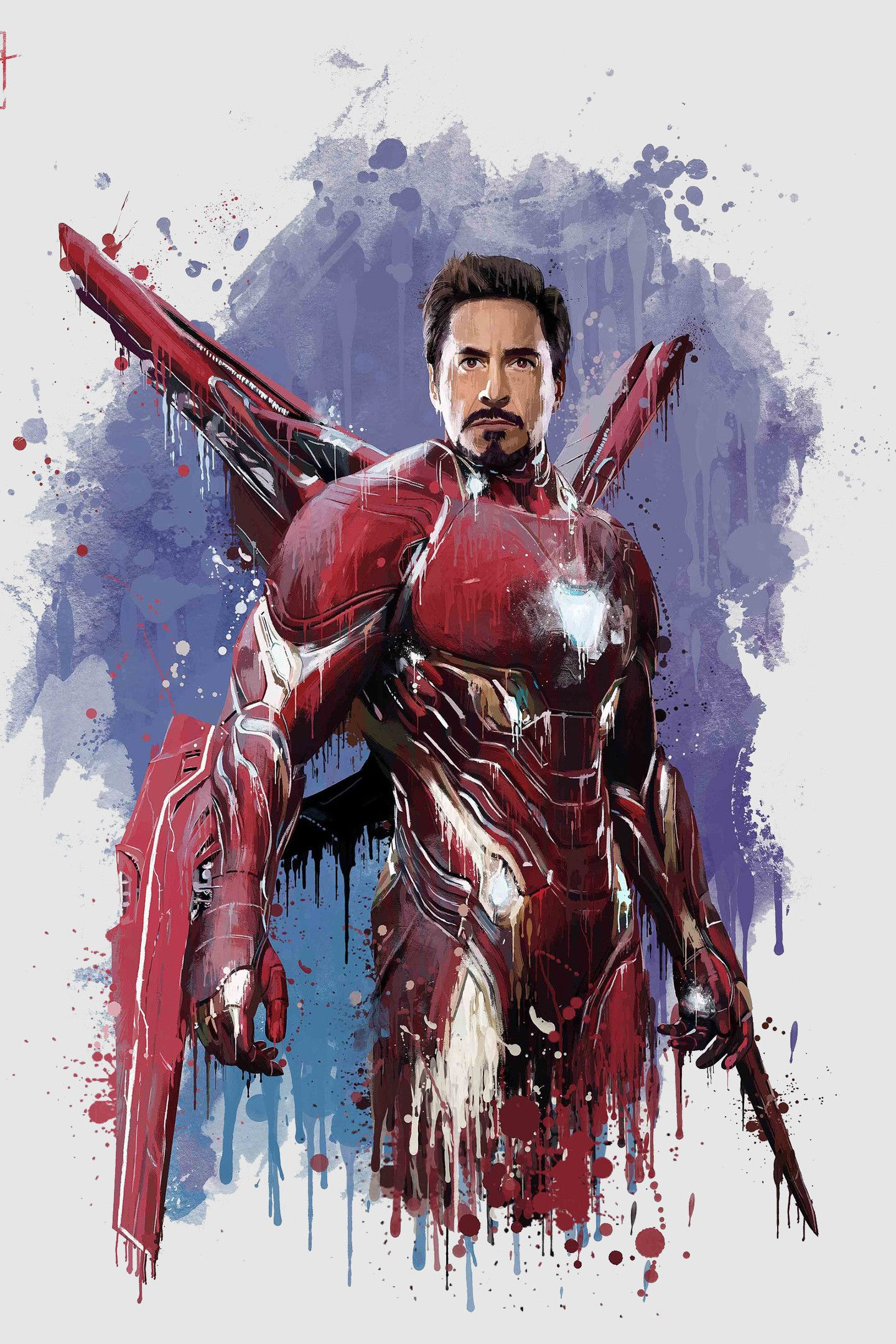 Iron Man Snap Wallpapers Posted By Sarah Johnson