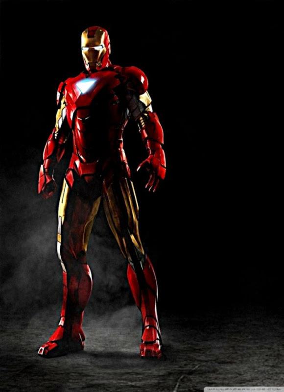 Wallpaper HD Iron Man 4k Wallpaper For Desktop