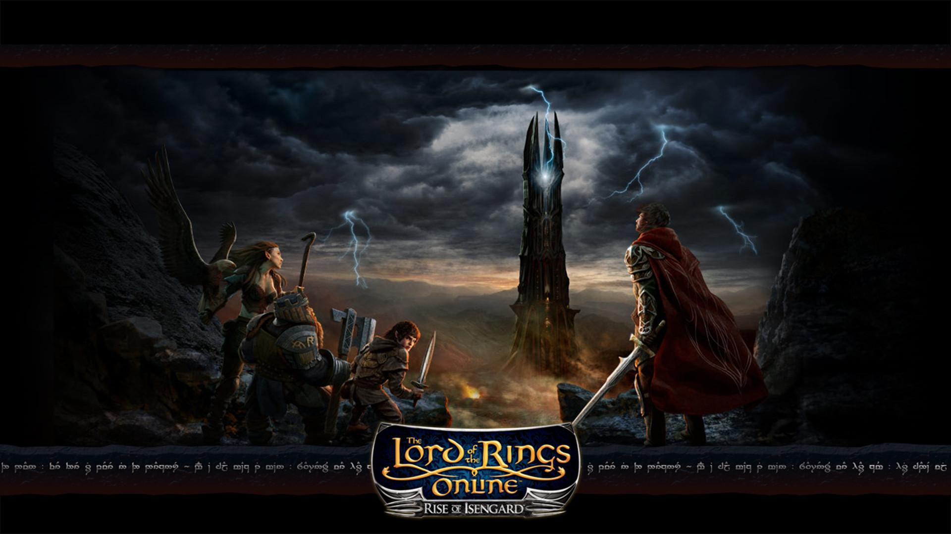 Isengard Wallpaper