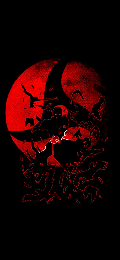 Itachi Iphone Wallpapers and Backgrounds Free Wallpapers