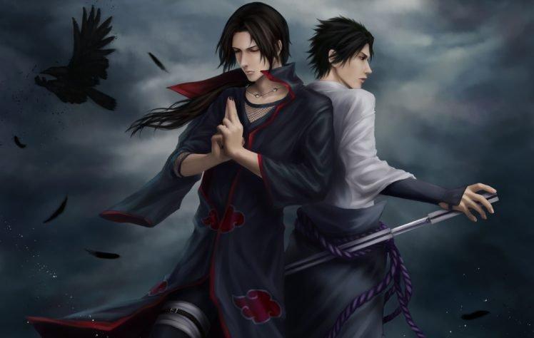 Naruto Shippuuden Anime Manga Uchiha Sasuke Uchiha