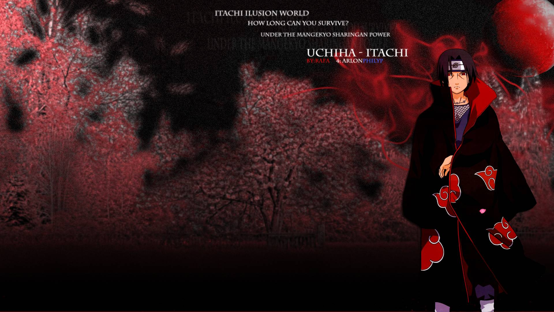 Itachi Wallpaper 1920x1080 Posted By Zoey Johnson