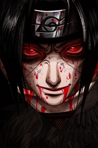 Itachi Wallpaper Iphone Posted By Ethan Johnson