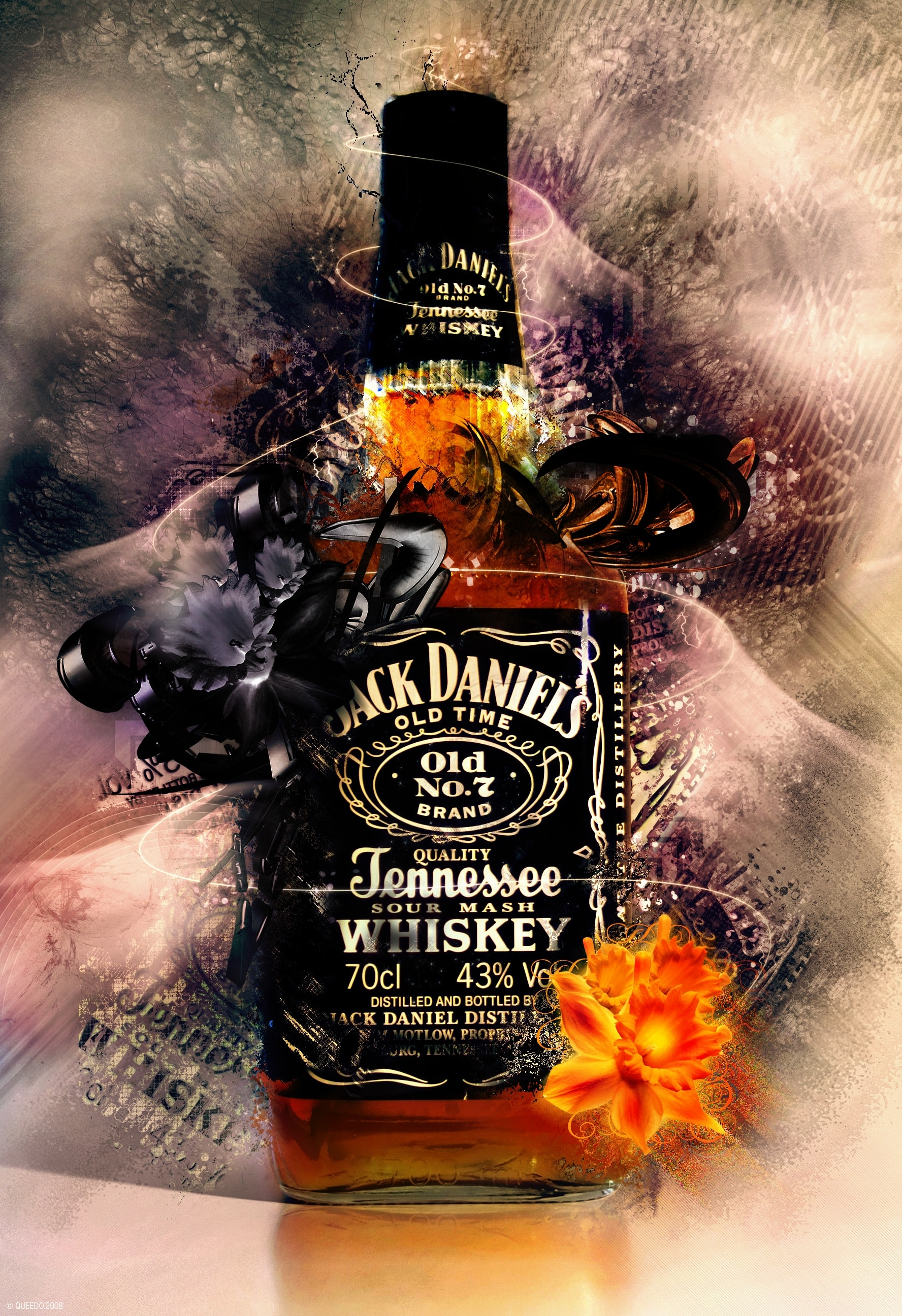 Jack Daniels Iphone Wallpaper Posted By Ryan Johnson