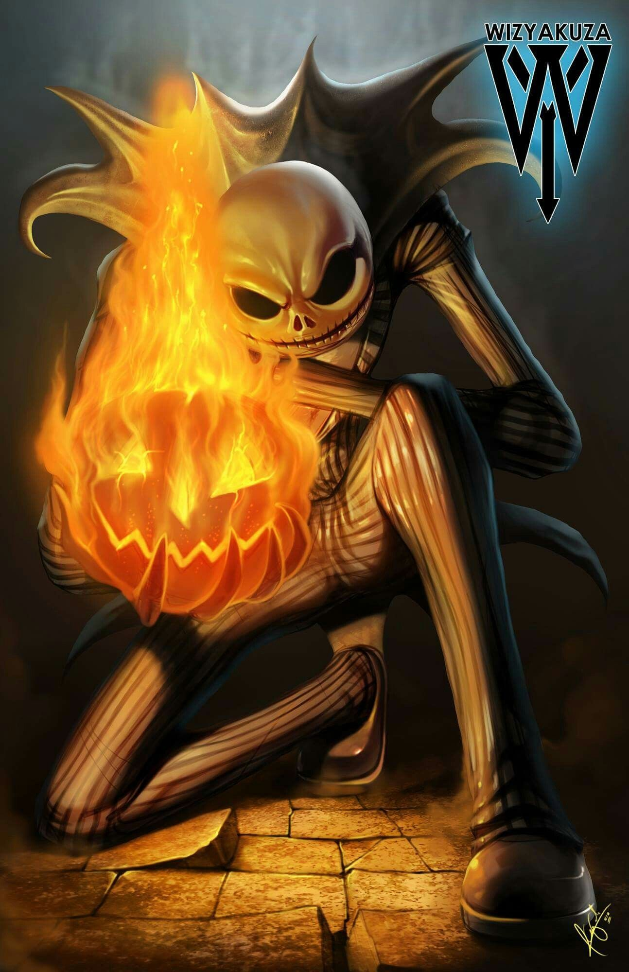 Jack Skellington Hd Wallpaper Posted By Ryan Tremblay