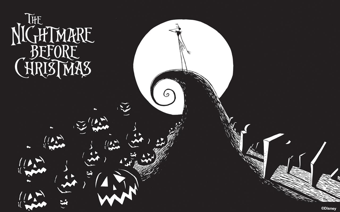 Jack Skellington Screensaver Posted By John Peltier
