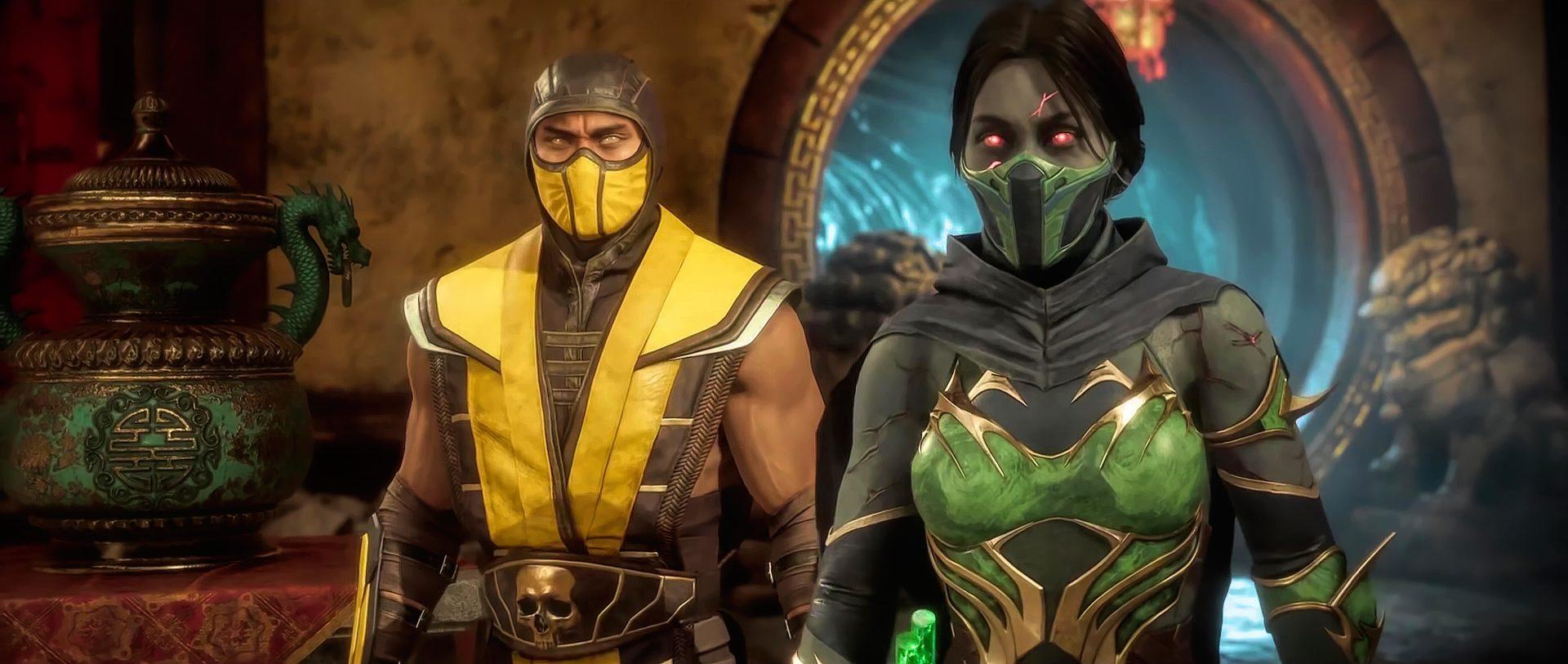 Jade Mortal Kombat Wallpapers Posted By Zoey Cunningham