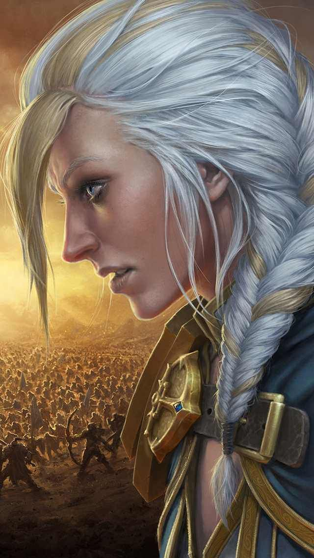 World of Warcraft Battle for Azeroth Silk Poster Wallpaper 22 X 14 inch