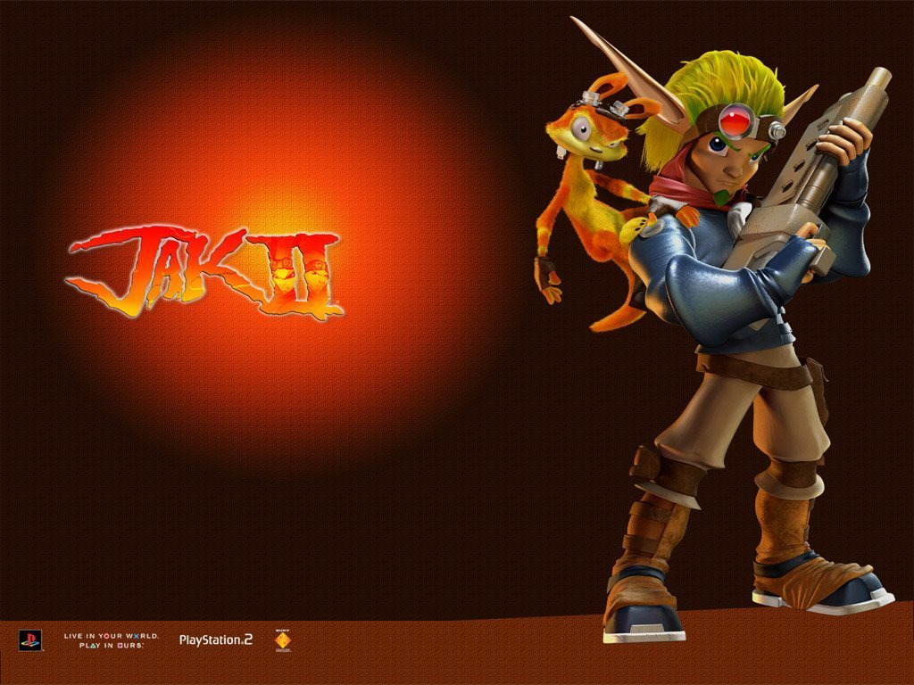Jak And Daxter Wallpaper Hd Posted By Ethan Sellers