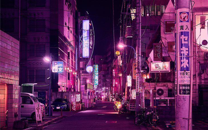 Tokyo Japan in 2019 Aesthetic japan Mac wallpaper Japan