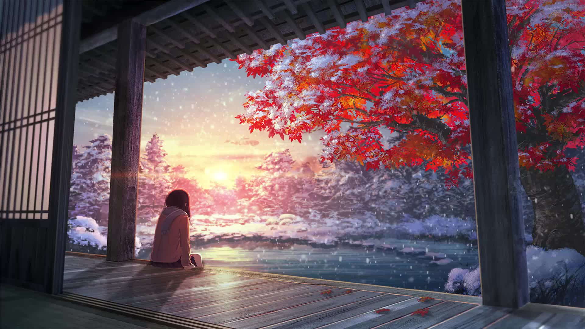 Japanese Animated Wallpaper Posted By Christopher Johnson