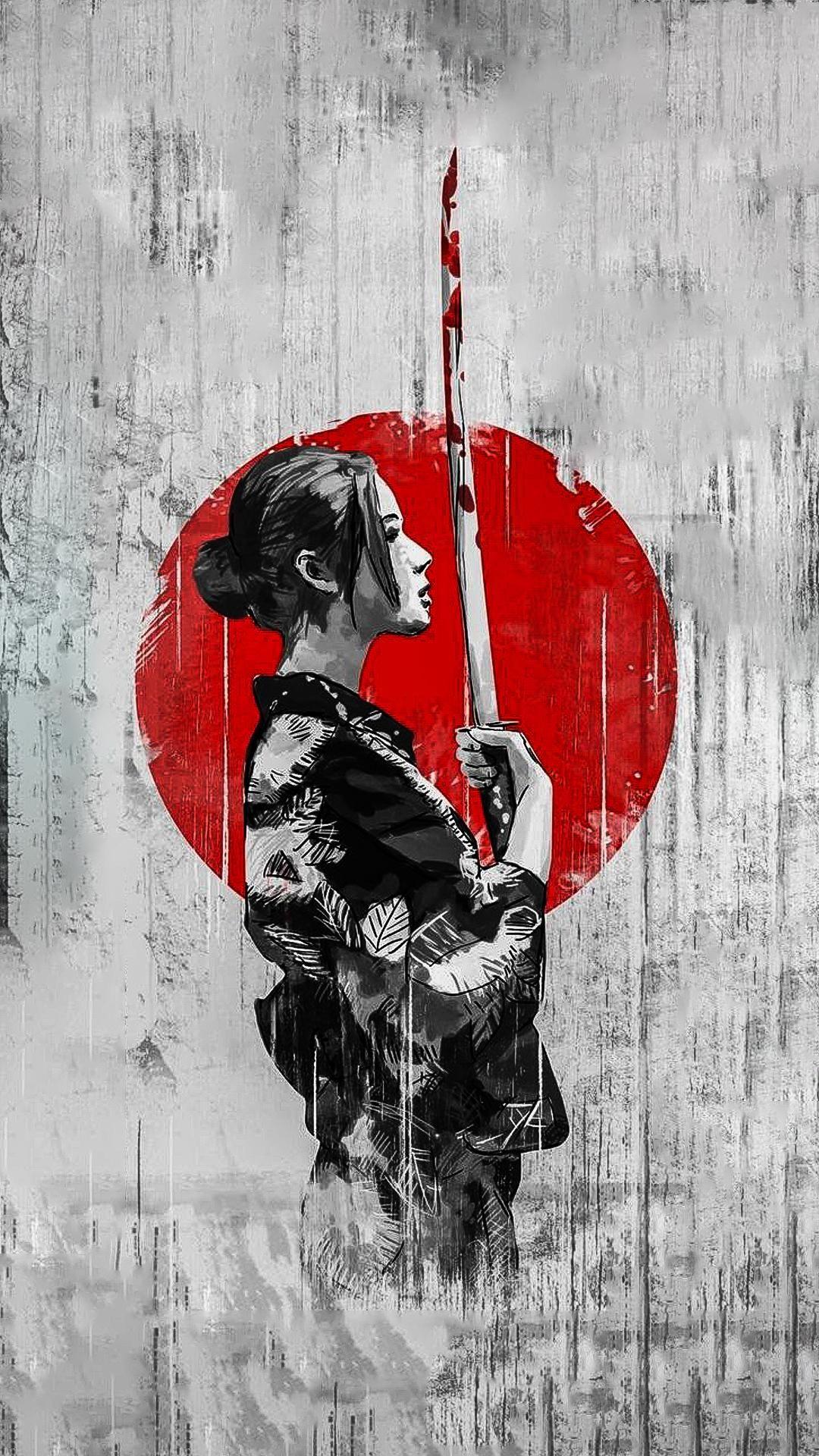 Japanese Samurai Wallpaper Posted By Sarah Johnson