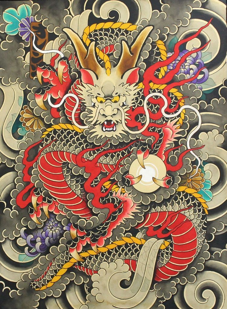 Japanese Tattoos Wallpapers Posted By Samantha Tremblay