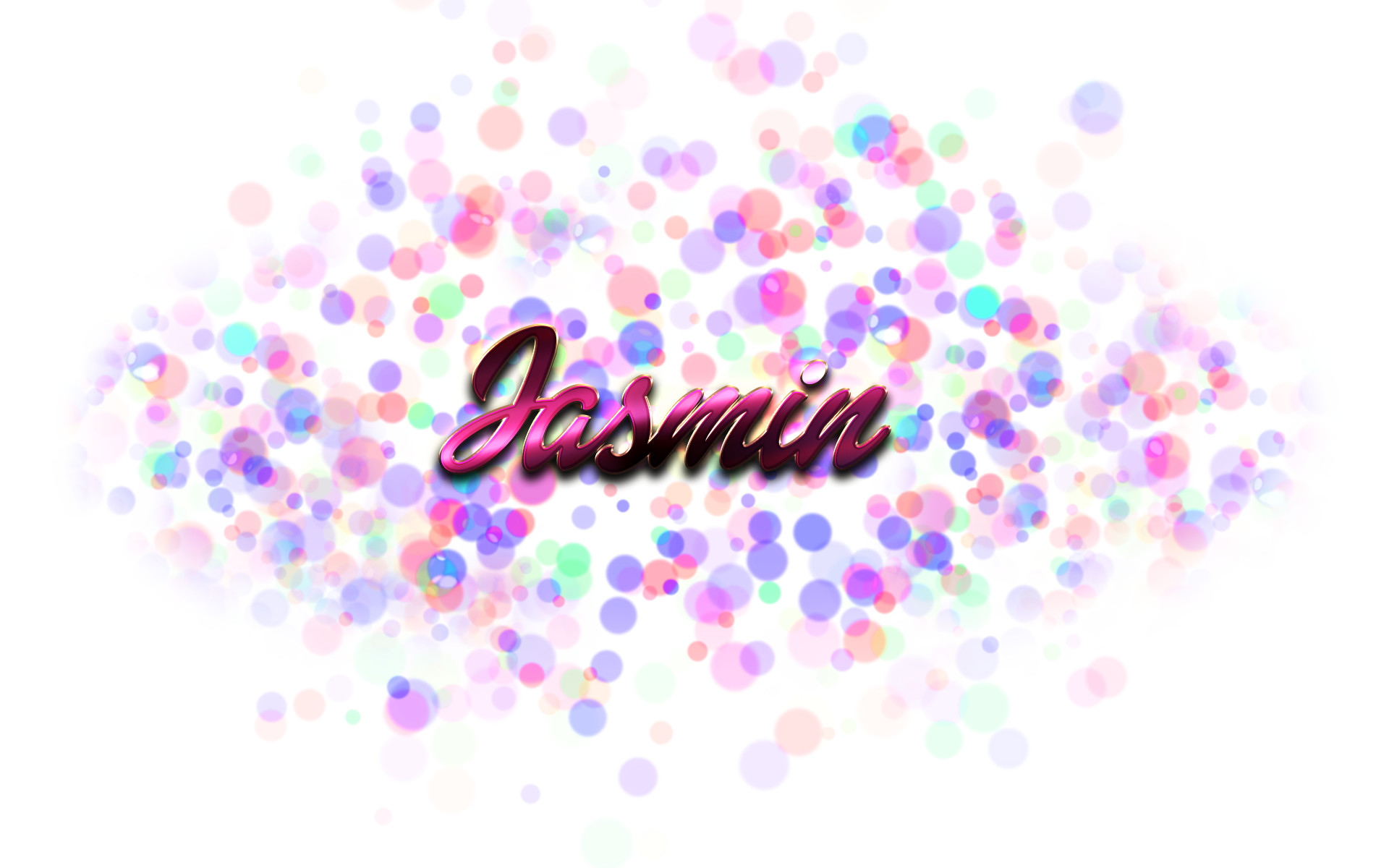 Jasmine Name Wallpapers Posted By Sarah Mercado
