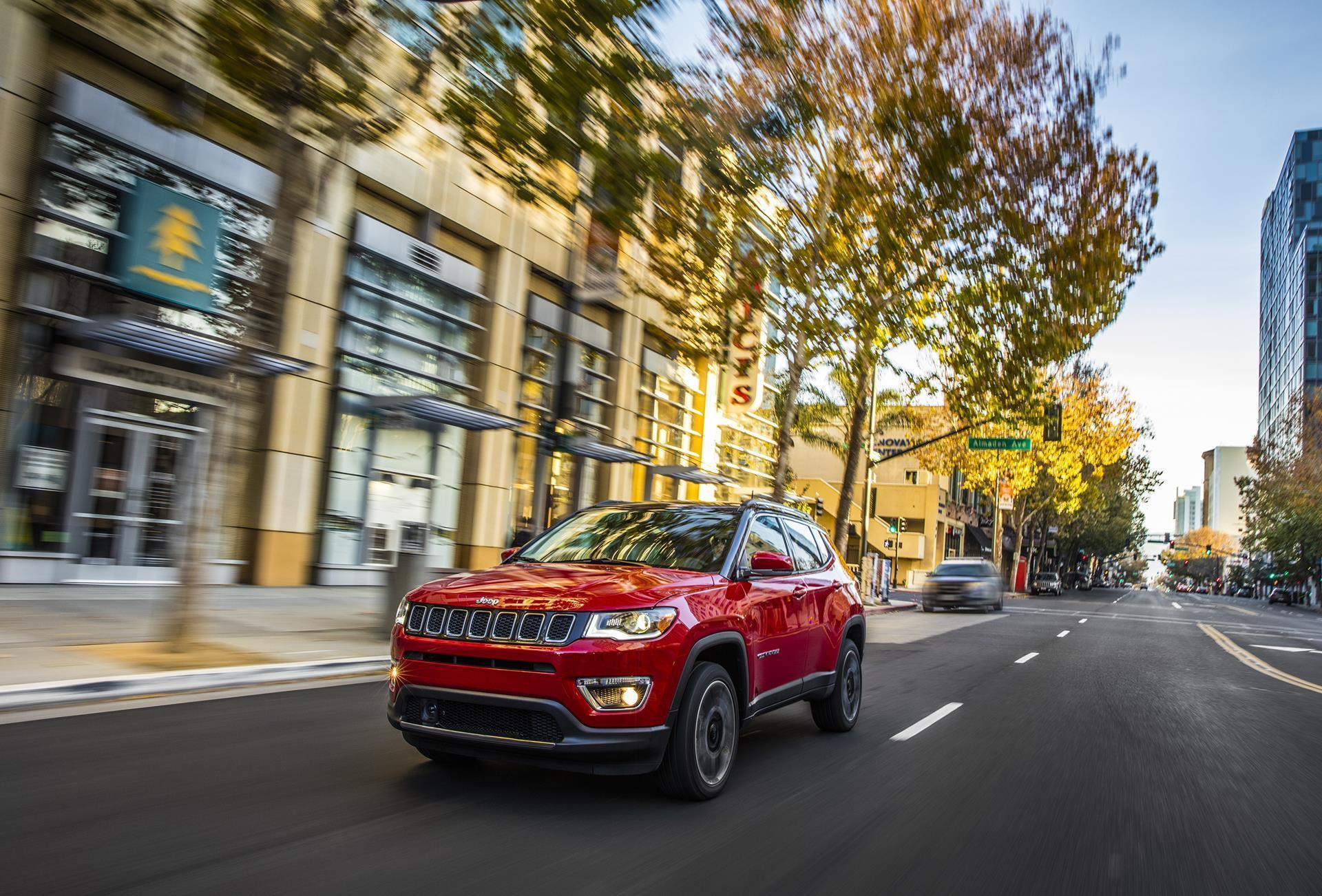 Jeep Compass Wallpapers Posted By Christopher Johnson