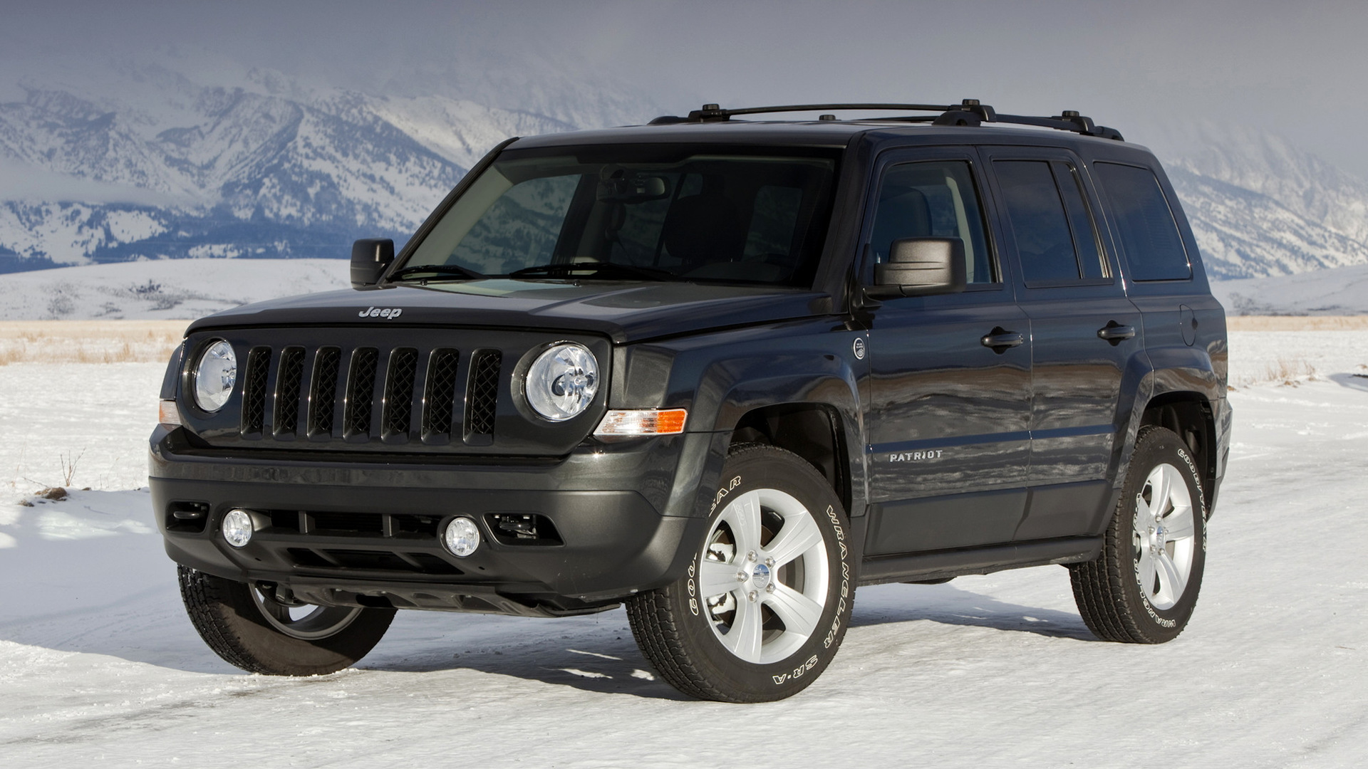 Jeep Patriot Wallpapers Posted By Ryan Walker