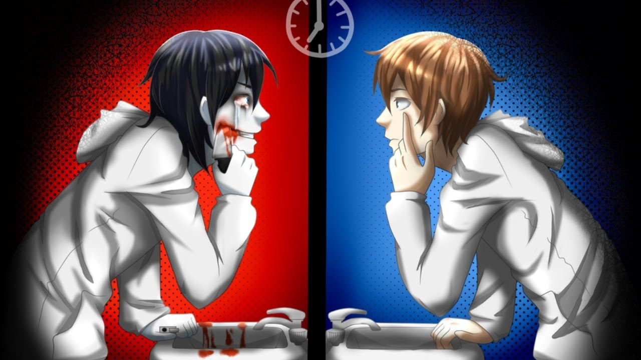 Jeff The Killer Anime Posted By Ryan Anderson