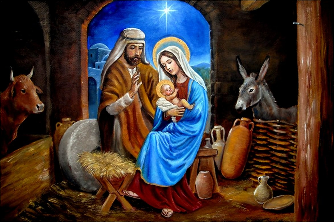 Jesus And Mary Wallpaper Posted By Zoey Simpson