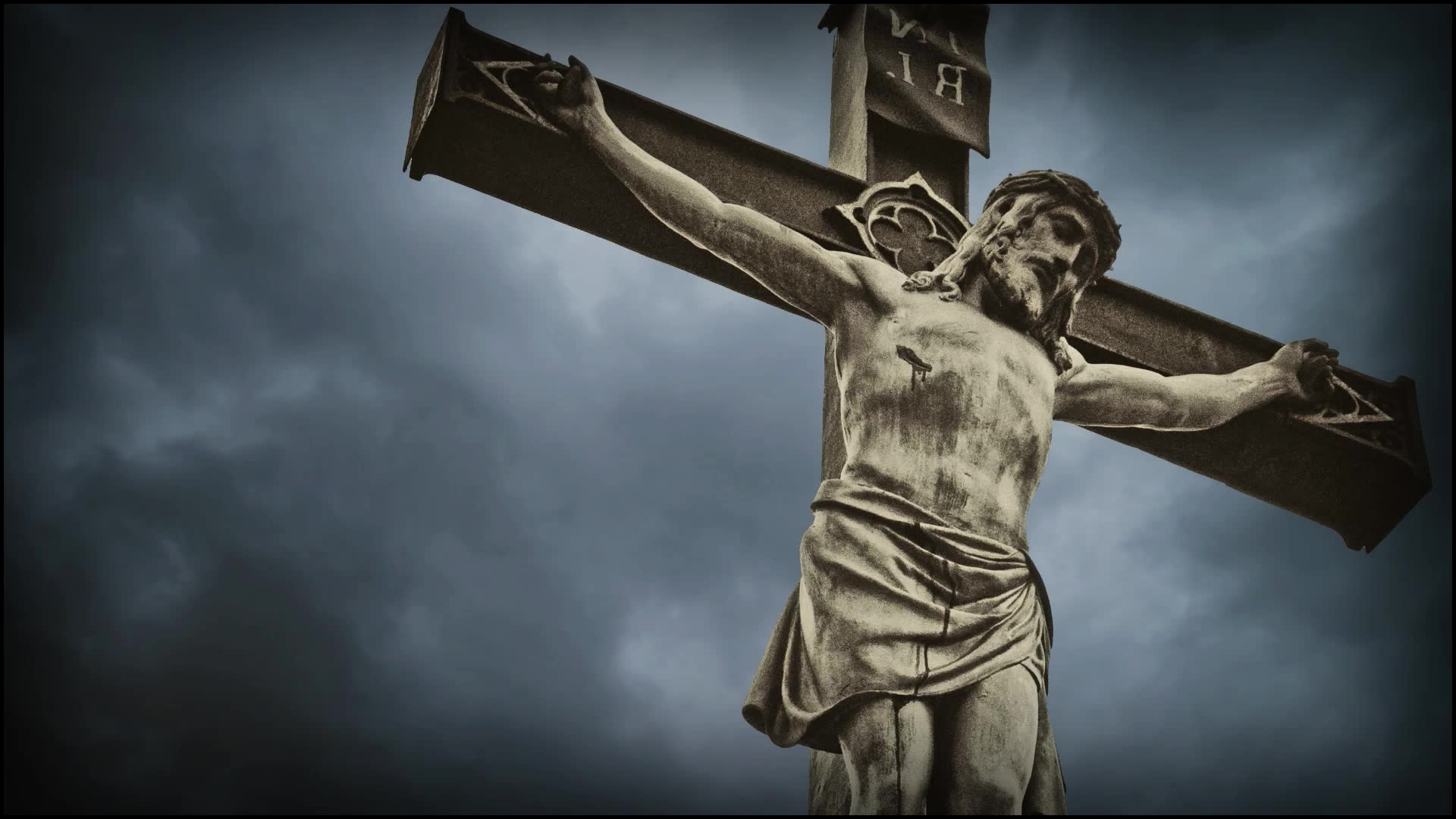 Jesus Christ On The Cross Wallpaper Posted By Christopher Anderson
