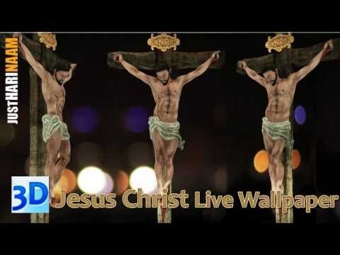 3D Jesus Christ Animated 3D Live Wallpaper Free Android App