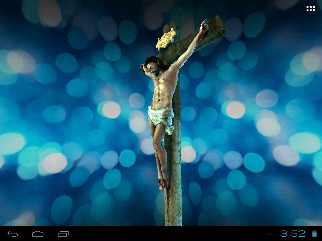 Jesus The Cross Live Wallpaper Posted By Samantha Walker