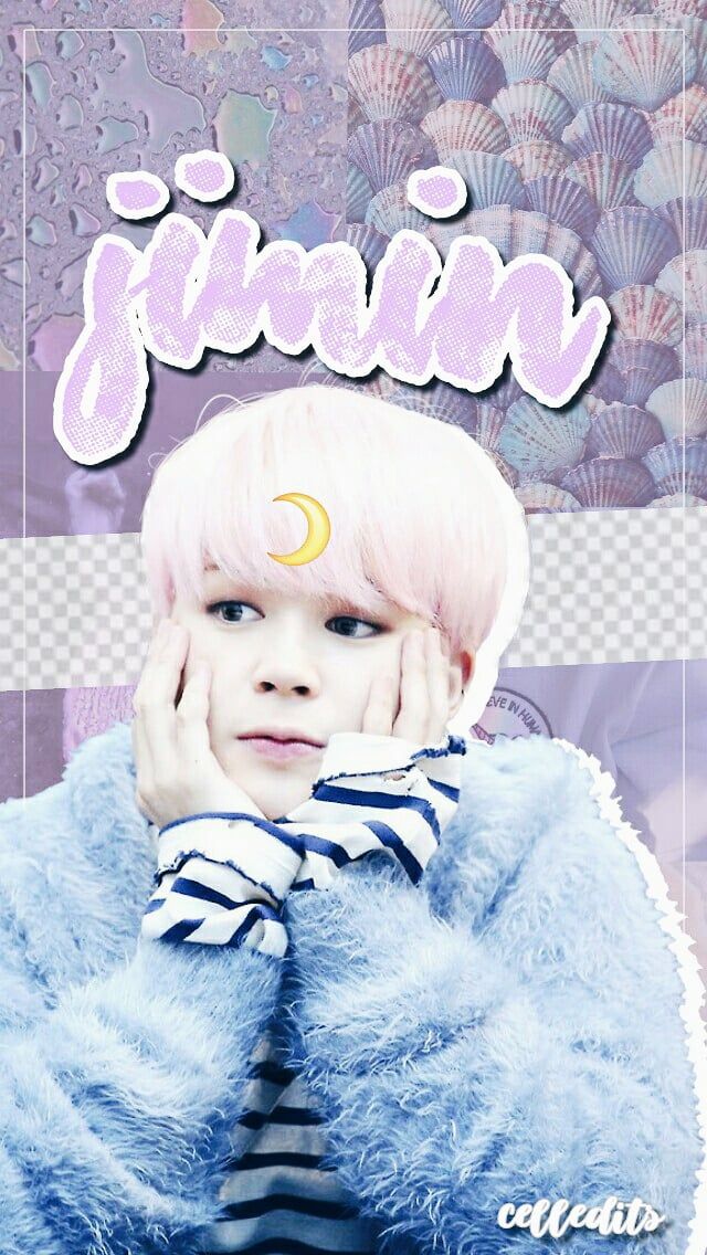 Free download Wallpaper Park Jimin BTS By Celledits