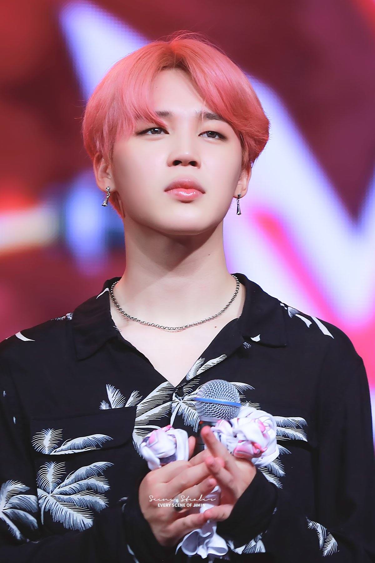 27 HD Photos Of BTS Jimin That Look Like They Belong In A