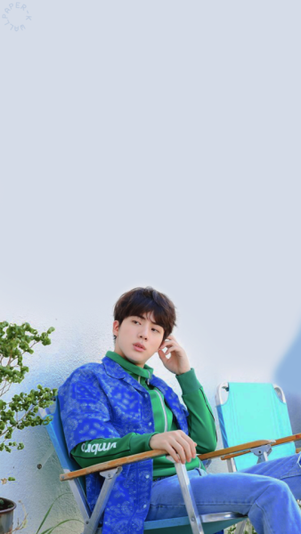 jin lockscreen Tumblr