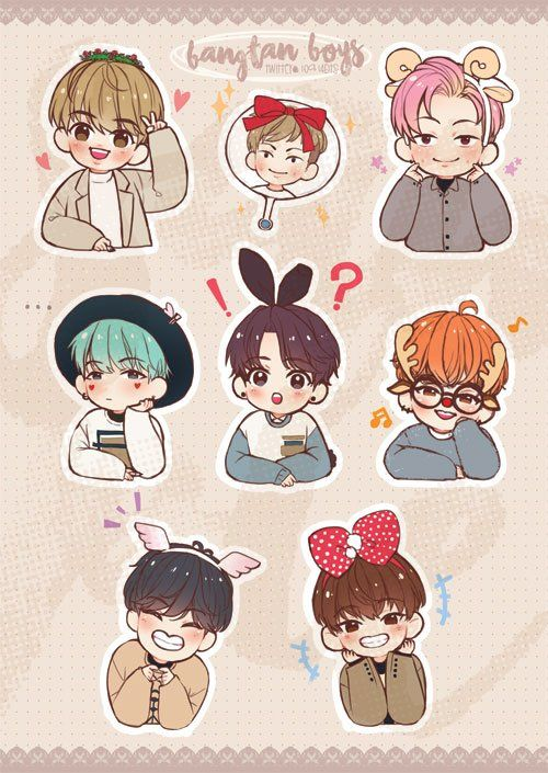 Jin Chibi Wallpapers Posted By Michelle Tremblay