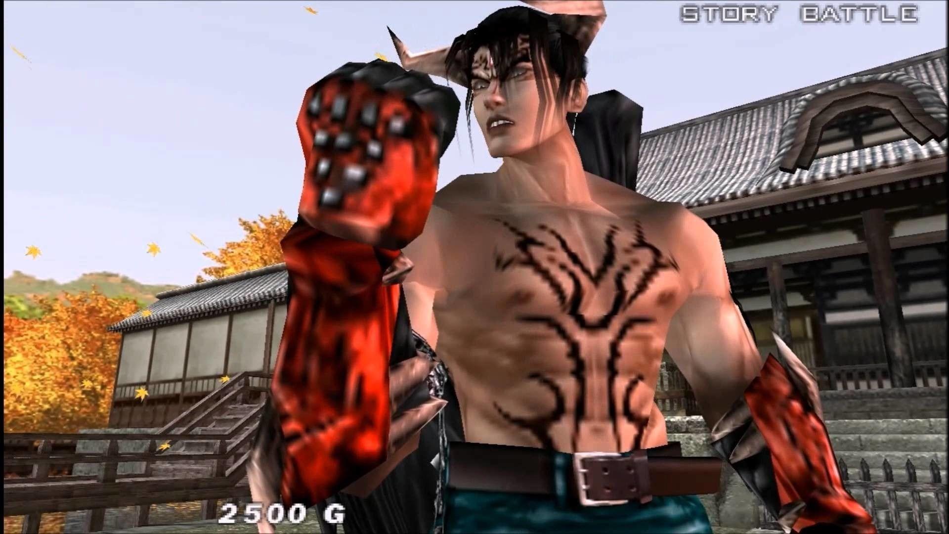 Jin Kazama Tekken 4 Wallpaper Posted By Michelle Anderson