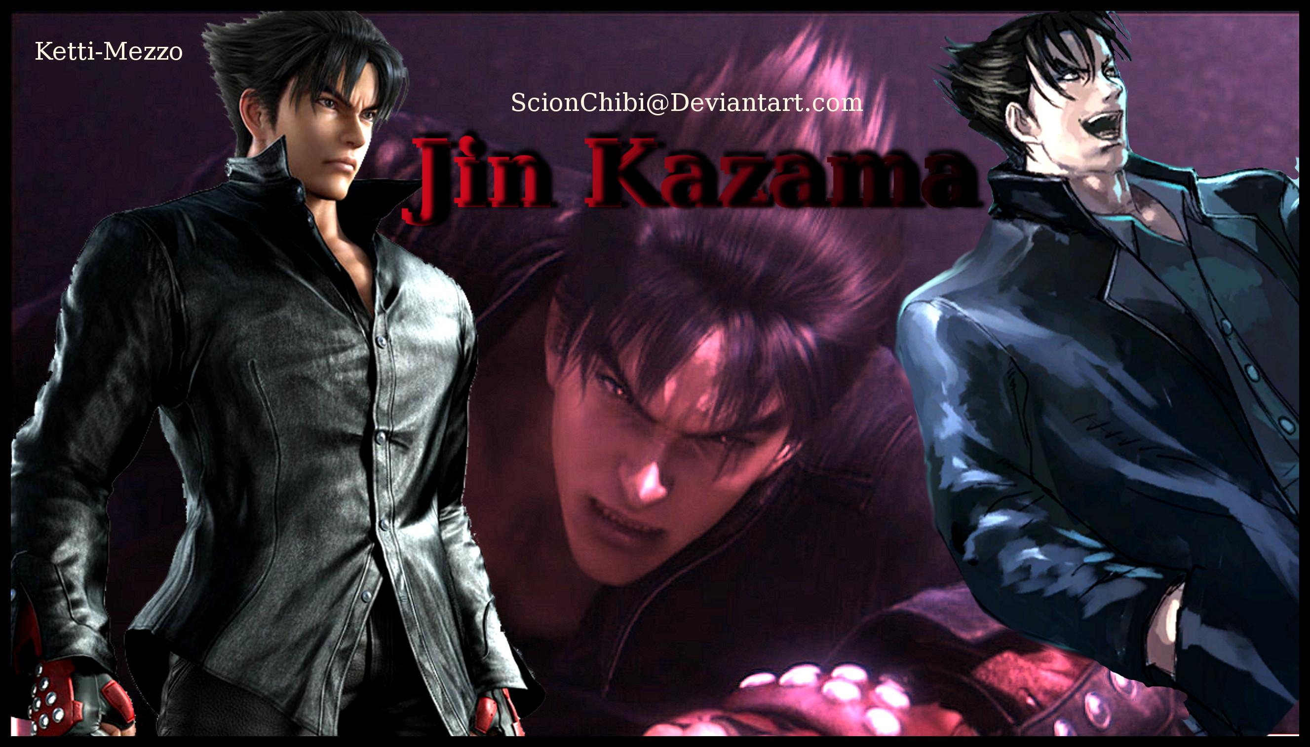 Jin Kazama Tekken 7 Posted By John Walker