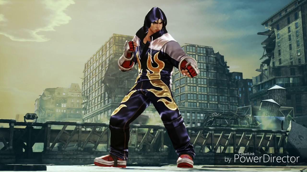 Jin Tekken 4 Posted By John Tremblay
