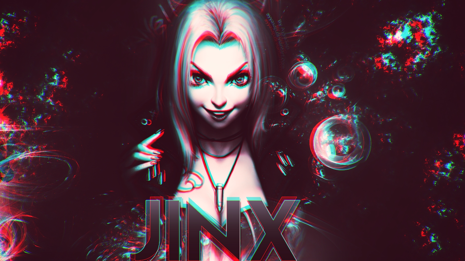 Jinx Wallpaper Hd Posted By John Peltier