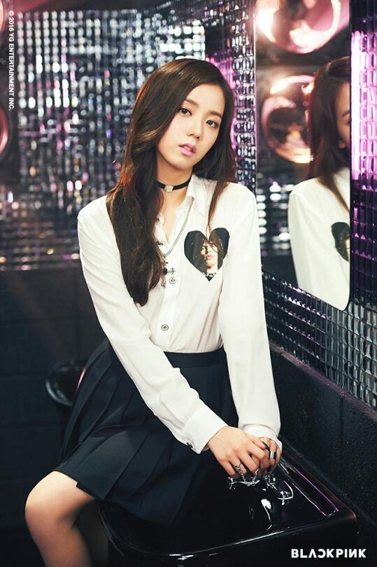 Kim Jisoo Blackpink Iphone Wallpaper