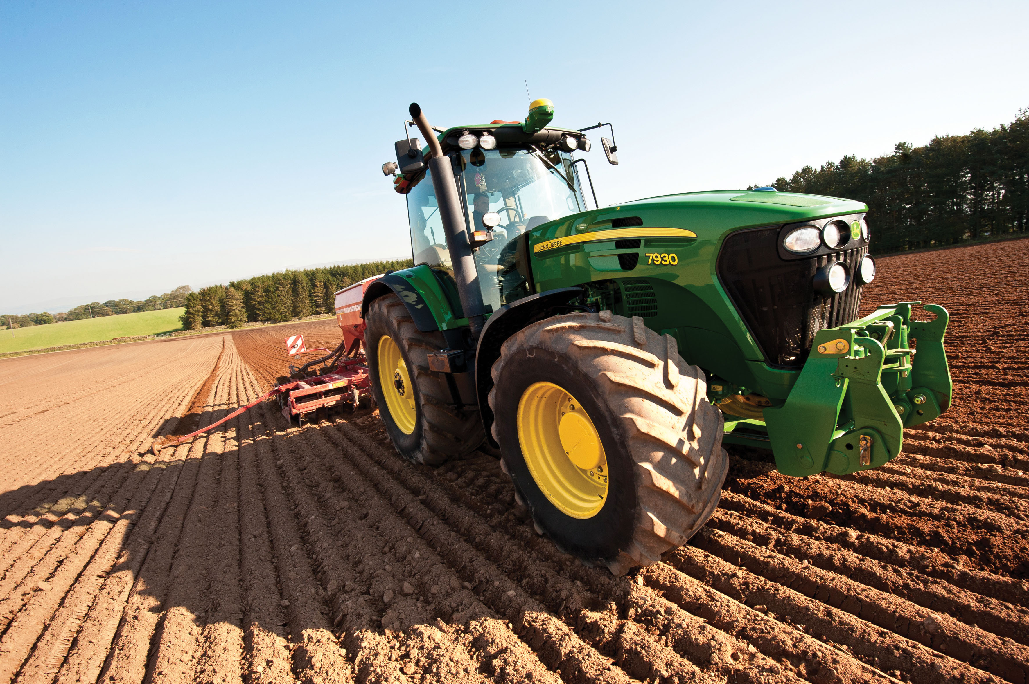 John Deere Tractors Wallpaper Posted By Michelle Johnson