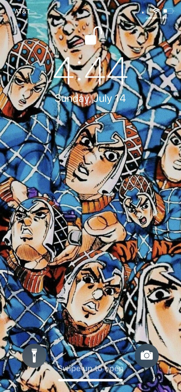 Jojo Part 7 Wallpaper posted by Zoey ...