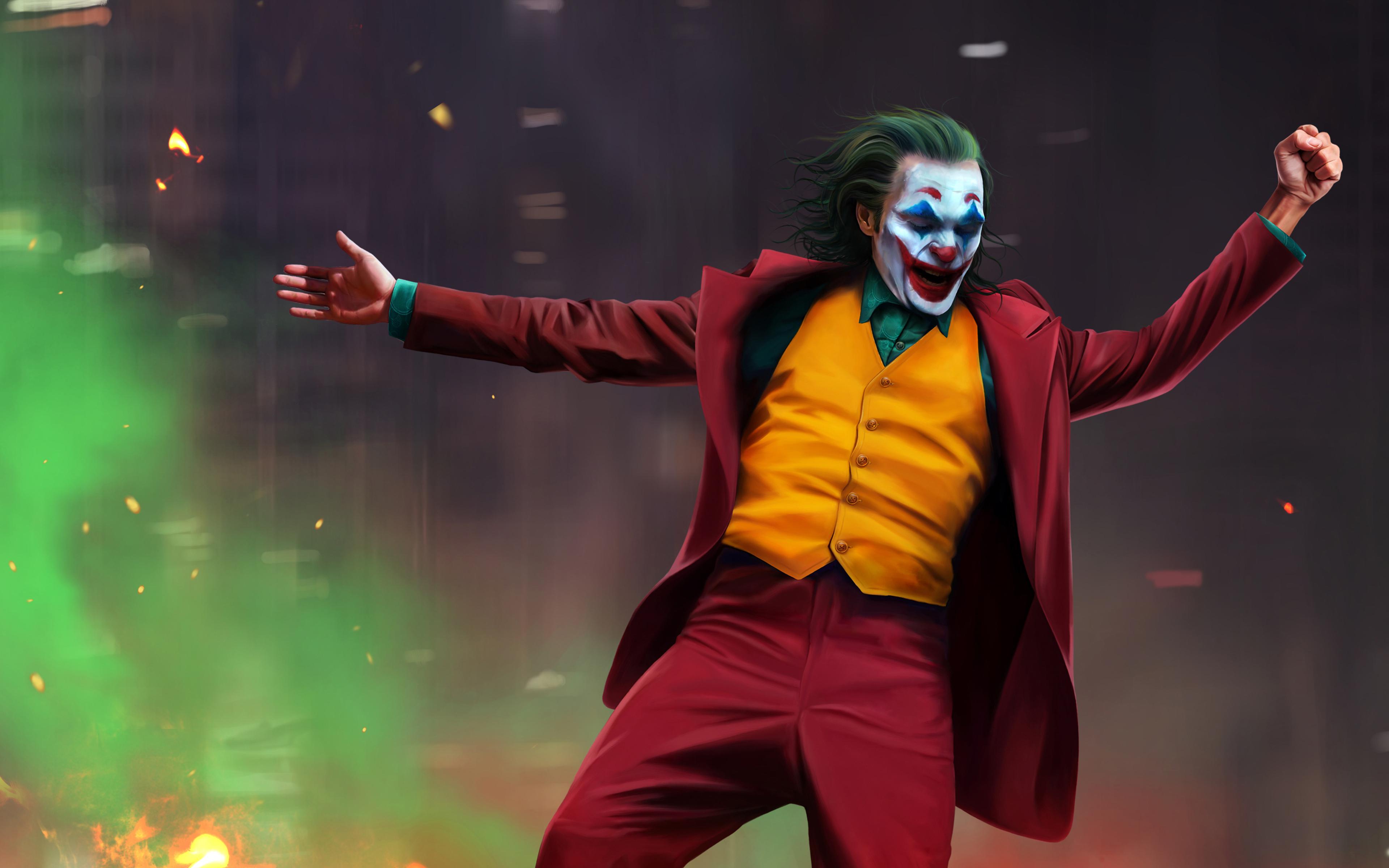 Joker 4k Wallpaper Posted By Ethan Walker