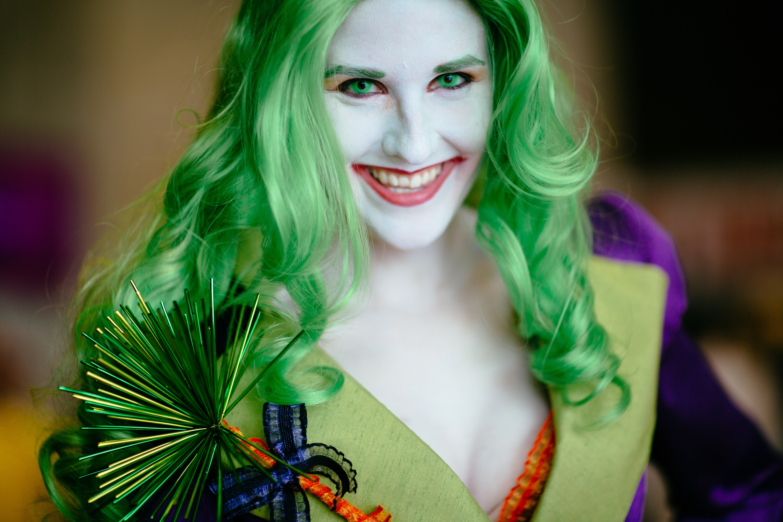 Joker Girl Wallpaper Posted By Zoey Peltier