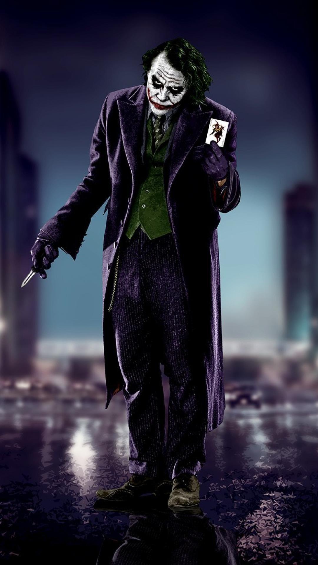 Joker Jared Leto Wallpaper