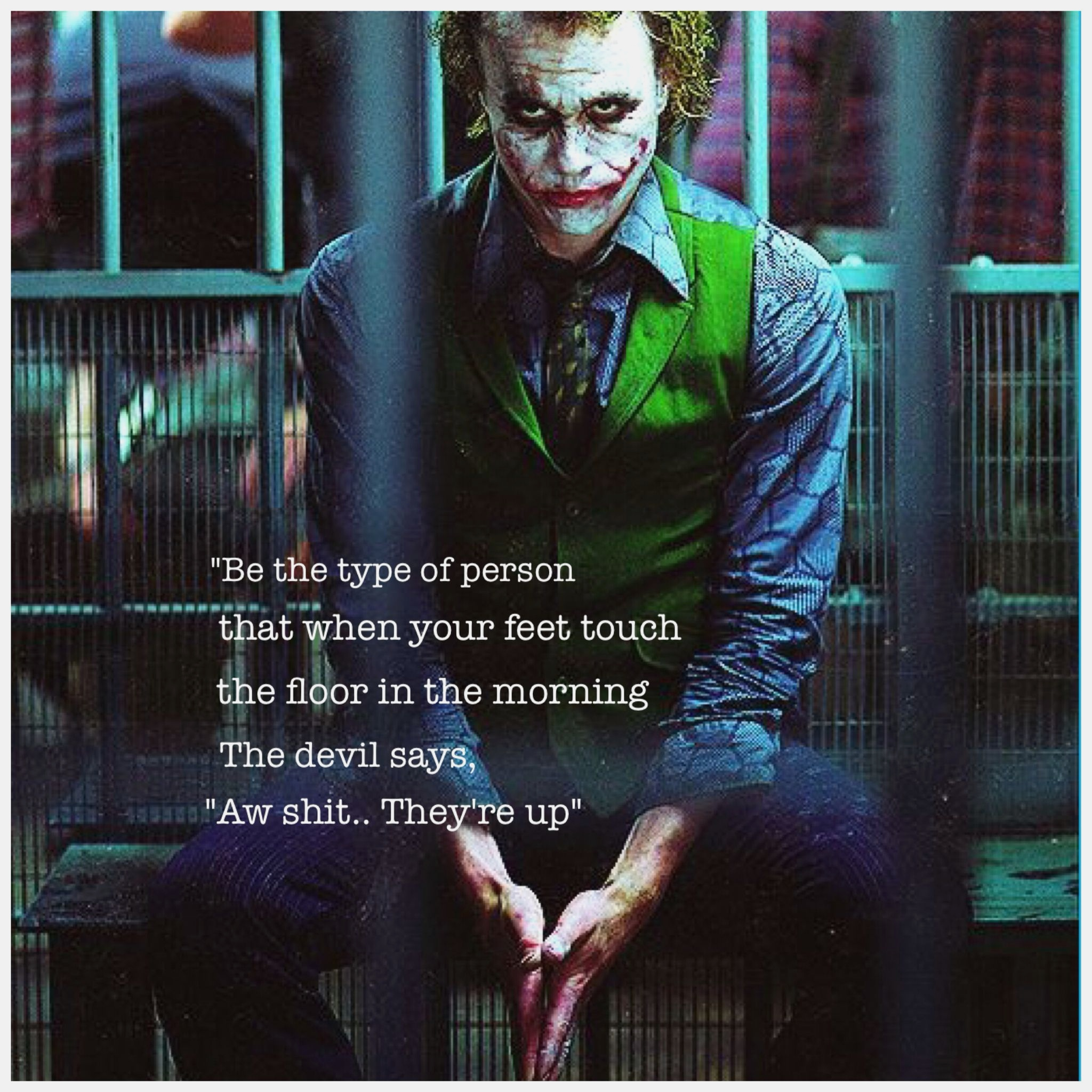 Joker Quotes Wallpaper Posted By Ethan Simpson